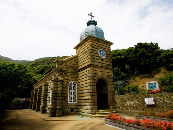 1.頭ヶ島教会(有川地区)
