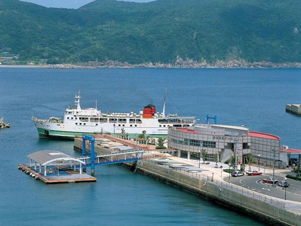 14.奈良尾港ターミナル